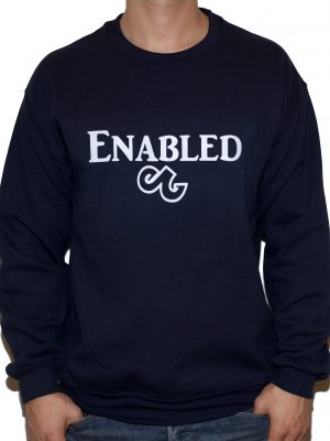 Enabled Crew Neck