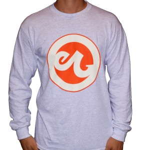Giant Orange & White Long Sleeve