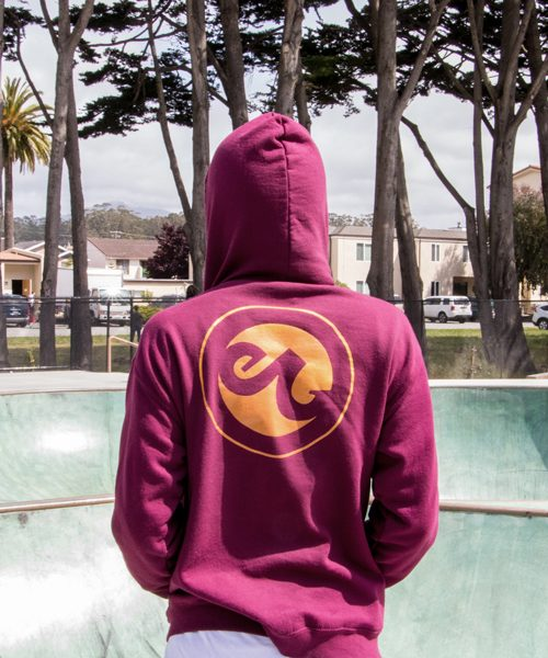 Enabled Roots Zip Up