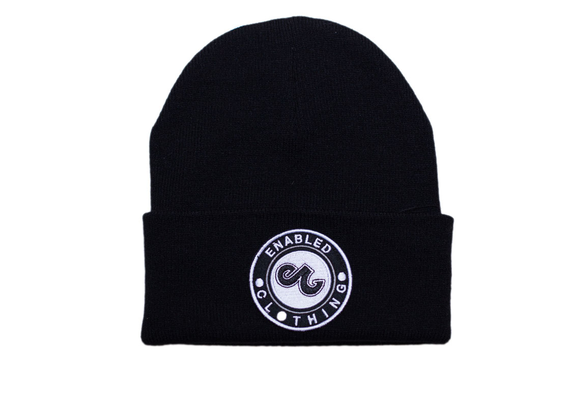d5e8f90827d8a Enabled Classic Beanie - Enabled Clothing